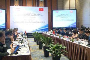 Việt Nam - Hà Lan: coi ứng phó BĐKH và quản lý nước là trụ cột hợp tác