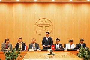 Phát triển thành phố bền vững giữa các doanh nghiệp Hà Lan và Hà Nội