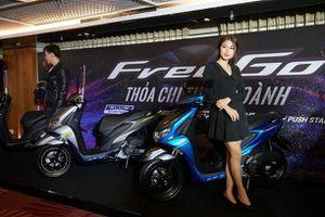 Yamaha ra mắt FreeGo, trang bị khóa thông minh, giảm độ ồn và ABS