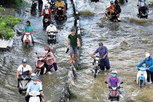 TP. Hồ Chí Minh đầu tư thêm gần 8.000 tỉ đồng chống ngập