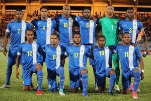 Curacao cùng Việt Nam, Ấn Độ là 3 khách mời King's Cup 2019