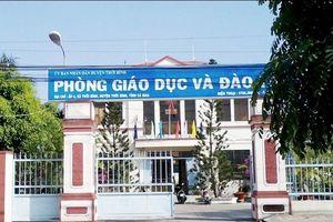 Xử lý đơn yêu cầu của giáo viên bị cắt phụ cấp ở Cà Mau