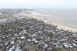 Dịch tả đe dọa các nước chịu sự tàn phá của siêu bão Idai