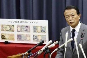 Nhật Bản lưu hành tiền giấy mới