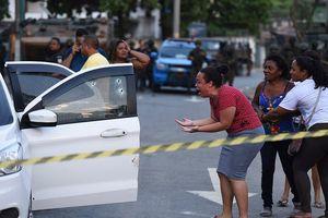 Binh sỹ Brazil xả súng nhầm xe chở dân thường, 2 người thiệt mạng