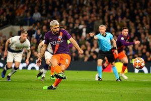 Trực tiếp Tottenham vs Man City Tứ kết Cúp C1 Champions League