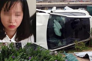 Nữ tài xế xe Mercedes khai gì sau khi vượt đèn đỏ, 'hạ gục' nhiều xe máy ở gầm cầu vượt Mai Dịch?