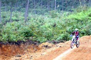 Hà Giang lần đầu tổ chức giải 'Đua xe mô tô, ô tô địa hình'