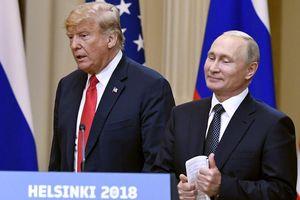 Tổng thống Putin lần đầu lên tiếng về báo cáo Nga can thiệp bầu cử Mỹ