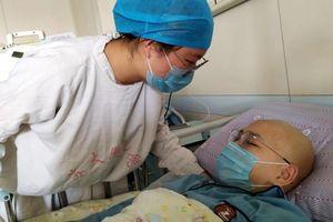 Nữ sinh Trung Quốc bỏ thi đại học để hiến tủy cứu sống em trai