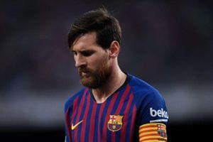 Việc gì MU phải e ngại Lionel Messi?