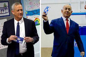 Thủ tướng Israel và đối thủ đều tuyên bố chiến thắng sau bầu cử
