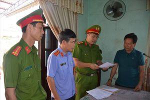 Thực hiện đền bù, 3 cán bộ ở Quảng Nam gây thiệt hại hơn 4 tỉ đồng