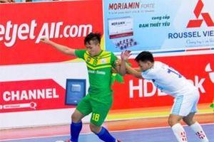 Đà Nẵng FC giành ngôi đầu tại vòng loại