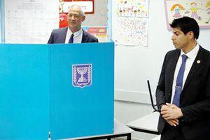Bầu cử Israel: Tiếp tục 'gọi tên' Thủ tướng Netanyahu?