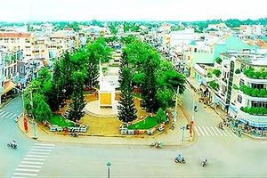 Thành lập 5 phường và thành phố Long Khánh thuộc tỉnh Đồng Nai