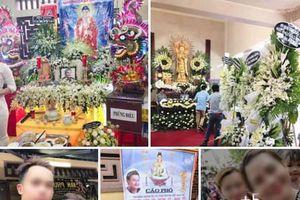 Đám đông livestream, cười đùa phản cảm ở lễ tang nghệ sĩ Anh Vũ