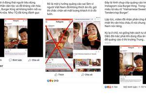 Dân mạng tức giận đánh 1 sao Burger King, khen 'bánh mì pa-tê Việt Nam là nhất'