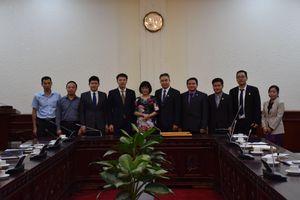 Thúc đẩy hơn nữa quan hệ hợp tác pháp luật giữa hai nước Việt – Lào