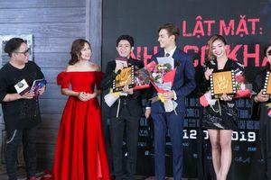 Dàn sao Việt hội ngộ buổi ra mắt phim 'Lật mặt: Nhà có khách'
