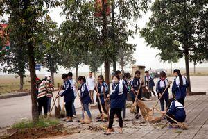 Trường Trung học phổ thông Xuân Áng với hoạt động giáo dục Di sản văn hóa