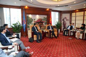 ADNOC mong muốn hợp tác với Petrovietnam mở rộng lĩnh vực kinh doanh tại Việt Nam