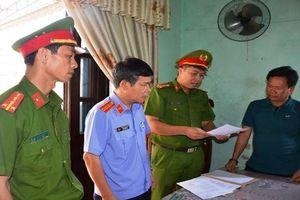Quảng Nam: 3 cựu cán bộ bị khởi tố