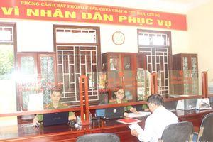 Tăng cường cải cách hành chính, phục vụ người dân, doanh nghiệp