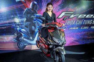 Yamaha Motor Việt Nam giới thiệu mẫu xe mới FreeGo 125cc