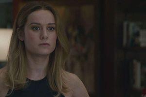 Trích đoạn của 'Avengers: Endgame': Chị đại Captain Marvel tự tin đến bất ngờ