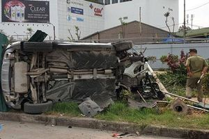 Nữ tài xế Mercedes gây tai nạn liên hoàn ở Hà Nội khai gì?