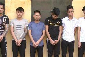 Bắt giam 6 đối tượng cầm đầu vụ 27 thanh niên dùng ma túy trong quán karaoke