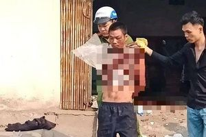 Nghi ngáo đá, con trai cầm dao điên cuồng chém bố mẹ ở Lạng Sơn