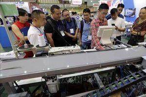 Triển lãm quốc tế ngành công nghiệp dệt may quy tụ hơn 1.000 doanh nghiệp