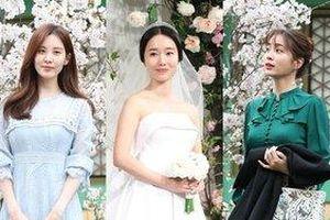 Lee Jung Hyun không thể sống thiếu chồng, Seohyun (SNSD) mất ngủ vì chị đẹp kết hôn
