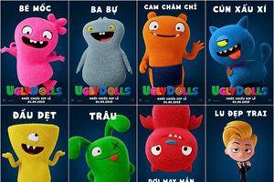 'UglyDolls': Thái Trinh - Ngọc Trai lồng tiếng nhân vật hoạt hình của Kelly Clarkson và Nick Jonas