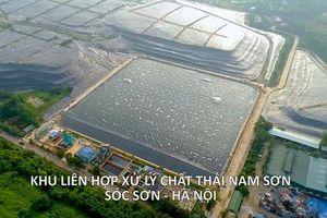 Thực hư việc Hà Nội công bố giá bồi thường di dời 1.100 hộ dân khỏi bãi rác Nam Sơn