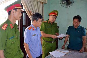 Quảng Nam: Bắt tạm giam 3 đối tượng liên quan đến công tác đền bù, giải phóng mặt bằng
