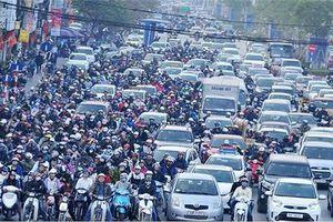 Muốn cấm xe máy, hệ thống giao thông công cộng phải tích hợp và đáng tin cậy