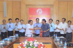 Quảng Trị ký kết thỏa thuận hợp tác nuôi tôm công nghệ cao