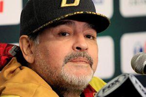 Quốc tế nổi bật: 'Cậu bé vàng' Maradona bị 'Xử'