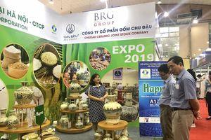 Gian hàng của Hapro tại Hội chợ thương mại quốc tế Việt Nam có gì đặc biệt?