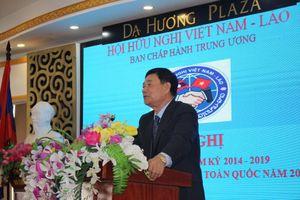Thế hệ trẻ sẽ tạo nên động lực mới cho các hoạt động của Hội hữu nghị Việt – Lào
