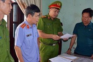 Sai phạm trong đền bù hỗ trợ tái định cư, 3 cựu cán bộ bị khởi tố