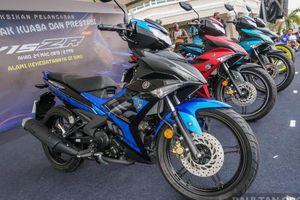 Yamaha Y15ZR 2019 chốt giá 46 triệu đồng tại Malaysia