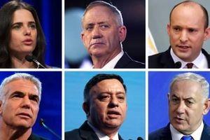 Chạy đua gay cấn giữa Thủ tướng Netanyahu và đối thủ Benny Gantz