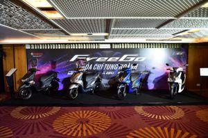 Yamaha FreeGo chính thức ra mắt tại Việt Nam, chưa có giá bán