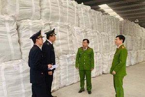 Công an trả lại gần 20.000 tấn xi măng giả nhãn mác Long Sơn cho Vicem Hoàng Mai