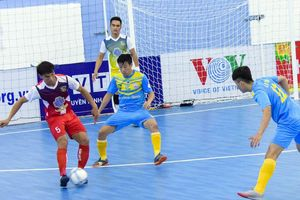 Video trực tiếp Đà Nẵng vs Quảng Nam, vòng loại giải VĐQG Futsal HDBank 2019