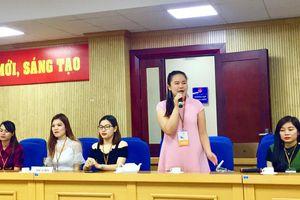 9 thí sinh tham dự chung kết 'Vẻ đẹp vầng trăng khuyết 2019'